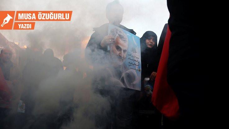 Tahran'ın en zor günleri