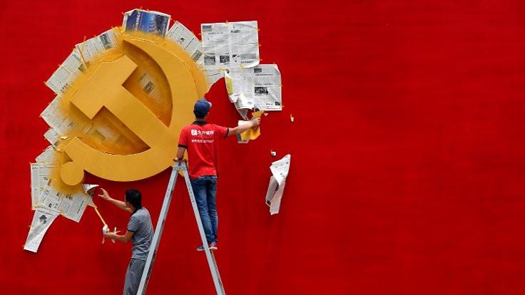 Xi ve Komünist Parti'ye ilân-ı aşk