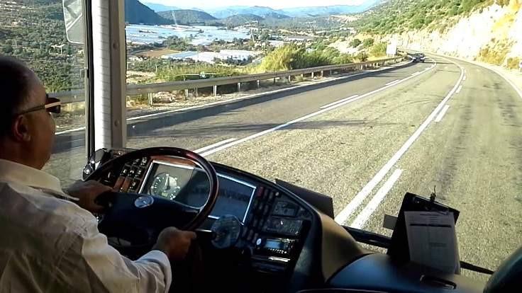 Otobüs biletlerinde indirim yapıldı
