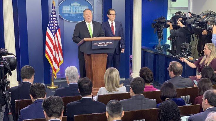 ABD İran'a uygulanacak yaptırımları açıkladı
