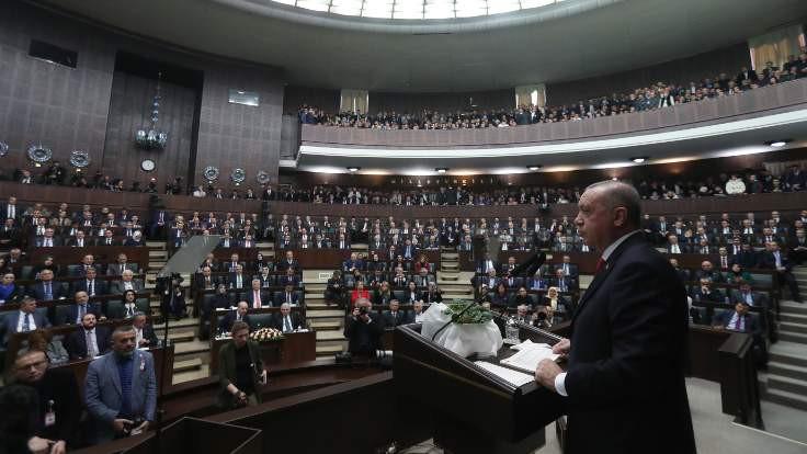 Erdoğan: Hafter önce 'evet' dedi sonra kaçtı