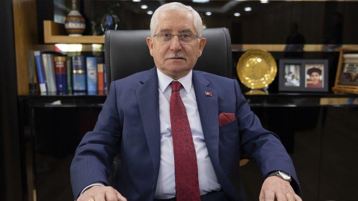 YSK Başkanı: Oy zarfı kaldırılmalı