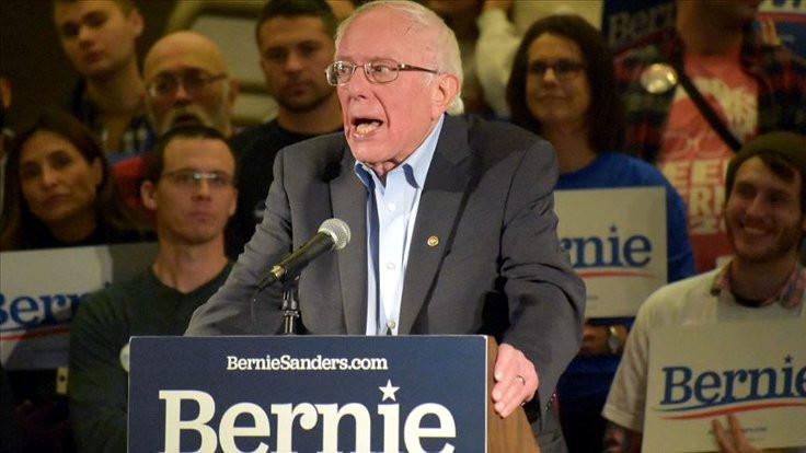 Bernie Sanders başkanlık yarışından çekildi