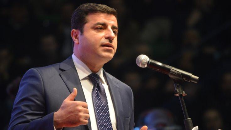 Demirtaş: Davutoğlu o dönemin faillerinden biri