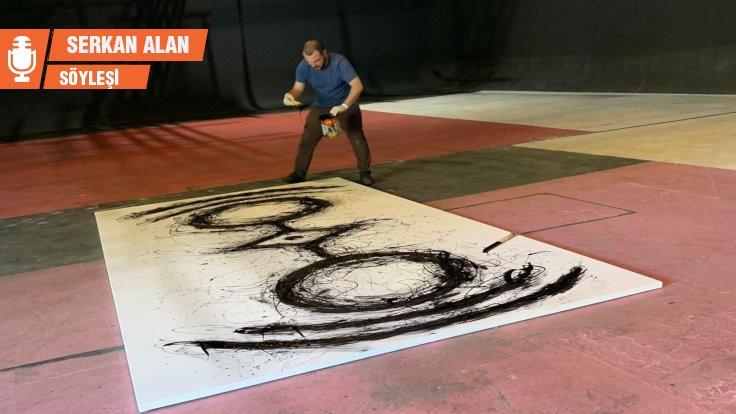 Atiye'nin ressamı Yaman: Beren Saat'e ders verdim