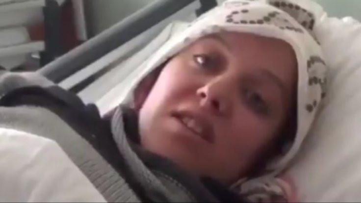 'Suriyeli Mahmut tırnaklarıyla kazıp beni kurtardı'