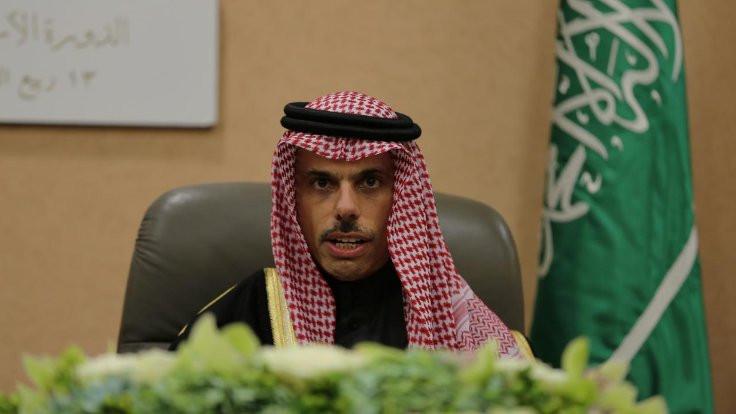 Riyad: Suriye'de Türkiye'yi reddediyoruz