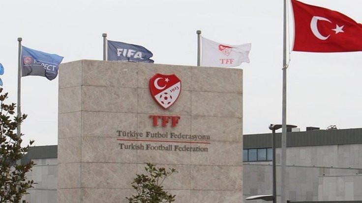 TFF: Maçları erteleme kararı kulüplerle görüşülerek alındı