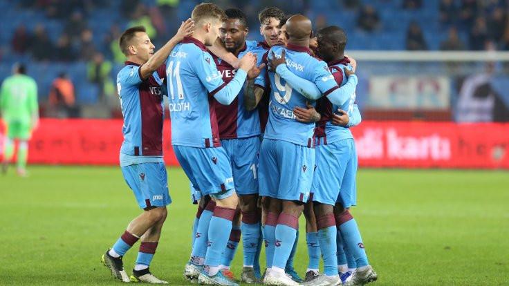 Trabzon'da Çimşir ilk sınavını verdi: 2-0