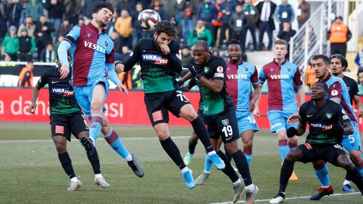 Trabzonspor penaltılarda tur atladı