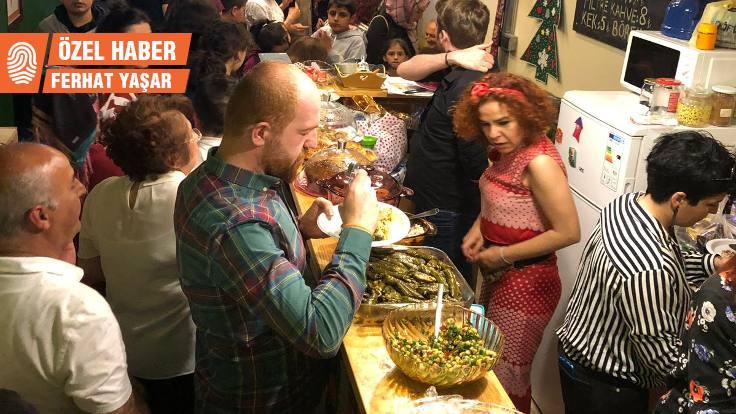 Yemek zammı varsa Kadıköy'ün de esnafı var