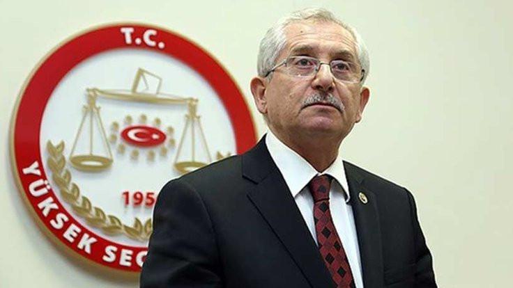 YSK Başkanı ve beş üye için seçim yapılacak