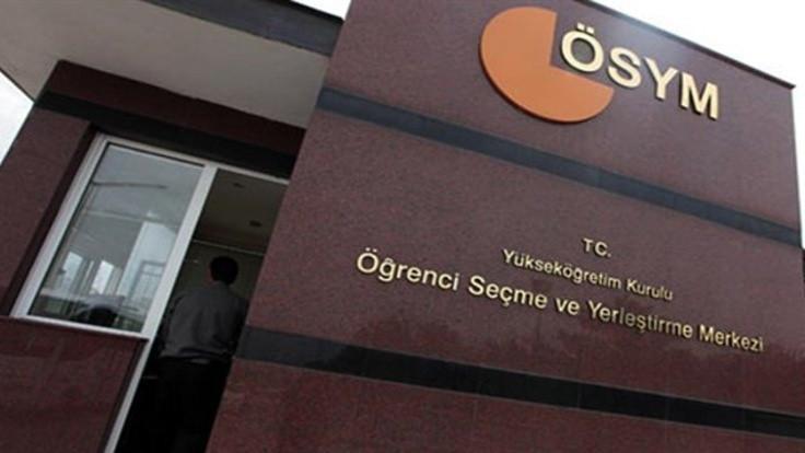 ÖSYM'den 'erotik takip' açıklaması: Yasadışı müdahale edildi