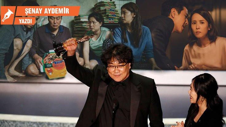 Oscar 'sınıf' atladı!
