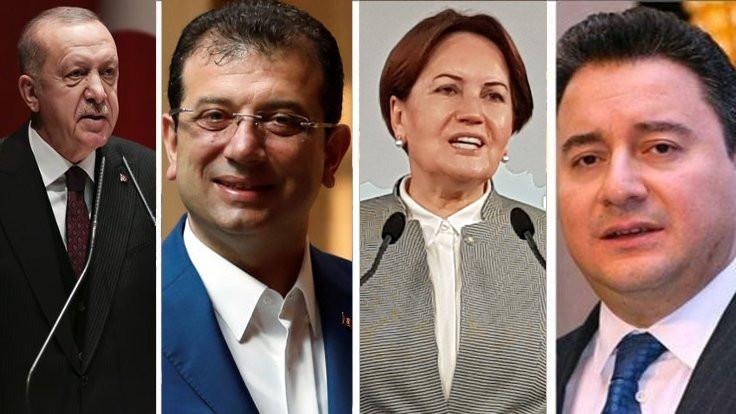 CHP anketi: Erdoğan'ı geçen tek aday var