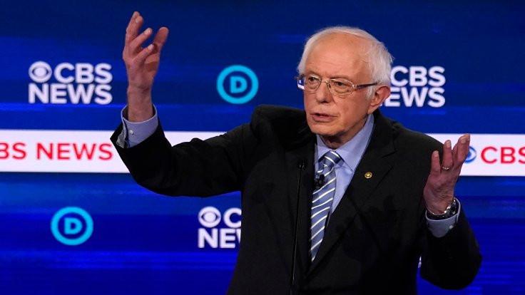 Sanders: İsrail'i bir ırkçı yönetiyor