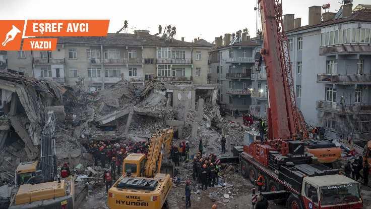 Deprem sınıfsaldır!