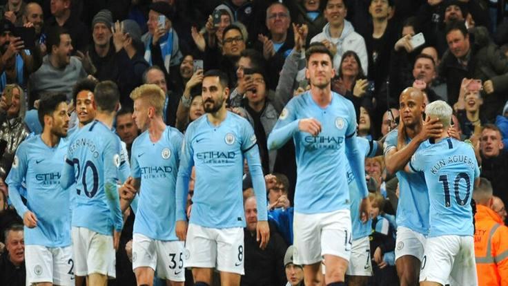 UEFA'dan Manchester City'ye ağır ceza
