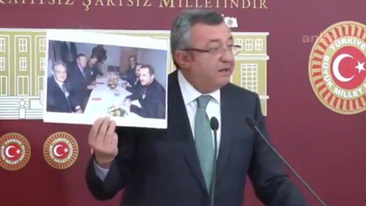 CHP'li Altay, Soros'lu fotoğrafı gösterdi