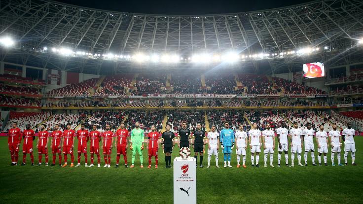 Antalya'da gol sesi çıkmadı