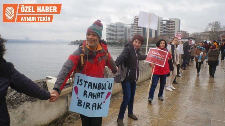 Öğrencilerin talebi: Kanala değil eğitime bütçe