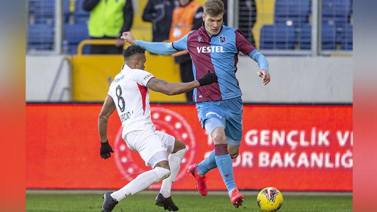 Alexander Sörloth'a 2 maç ceza