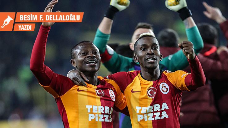 Galatasaray'ın yeni oyunu