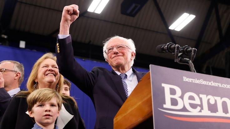 Sanders: ABD için daha adil bir sistemin vaktidir