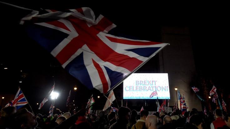 'İngiltere'yle ticaret anlaşması görüşülecek'