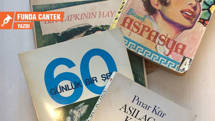 Üç-beş 'uygunsuz' kitapta Türkiye tarihi