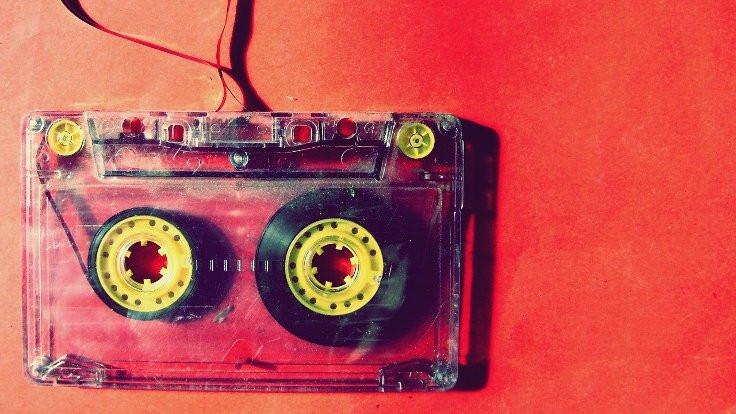 25 yıllık kayıp kaseti buldu