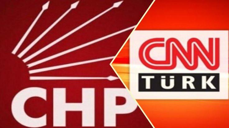 CHP'den CNN Türk'ü boykot kararı: İzlemeyin