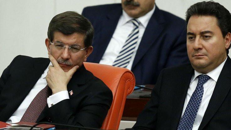 Davutoğlu ve Babacan'a çağrı: Gezi davasında şikayetinizi geri çekin