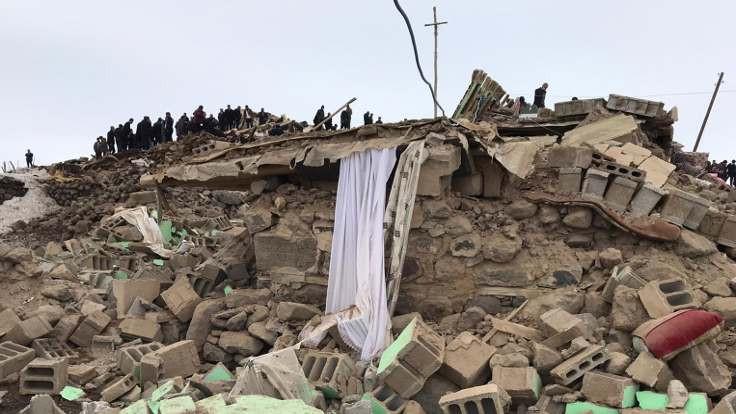Prof. Görür'den Başkale için deprem uyarısı
