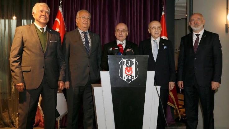5 şampiyon kulübün divan kurulu başkanları yemekte buluştu