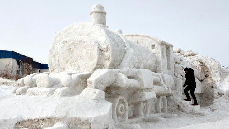 Kardan Doğu Ekspresi yaptılar