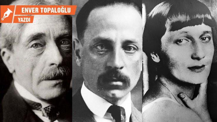 Valery, Rilke, Ahmatova: İz bırakan şairler