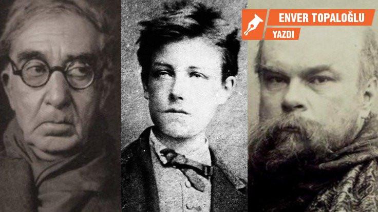 Verlain, Rimbaud, Kavafis: İz bırakan 'yabancılar'