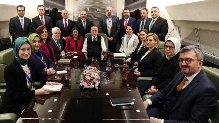 Erdoğan'dan HDP'ye dava yağmuru işareti
