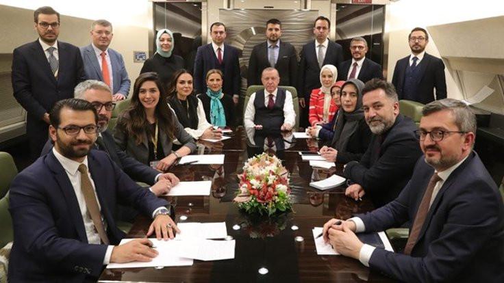Erdoğan: Rejime karşı gerekeni yapıyoruz