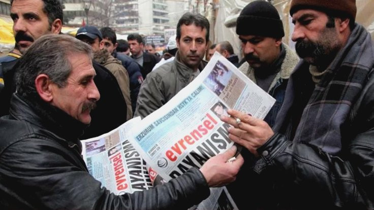 Evrensel gazetesine yeni ceza