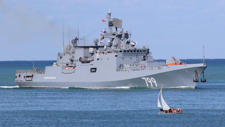 Rusya, Akdeniz'e savaş gemisi yolluyor