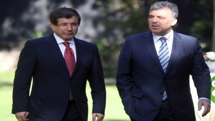 Davutoğlu'ndan Gül'e: Çok ezberci bir tutum