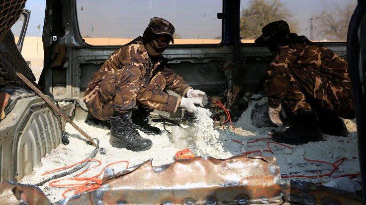 Afganistan: Taliban'a operasyonlar duracak