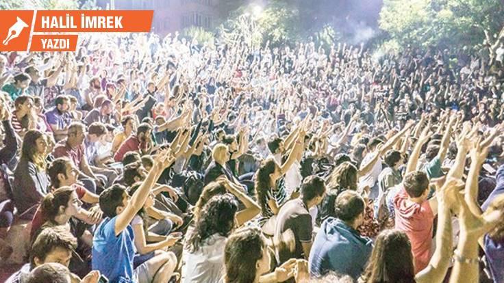Gezi demokrasiye sahip çıkma manifestosudur