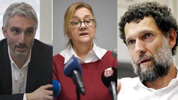 Gezi davasında Kavala, Yapıcı ve Aksakoğlu için ağırlaştırılmış müebbet talebi