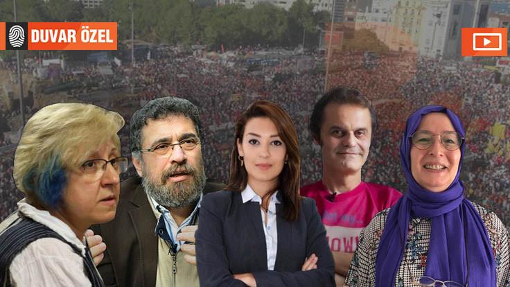 Gazete Duvar yazarları Gezi davasını değerlendiriyor