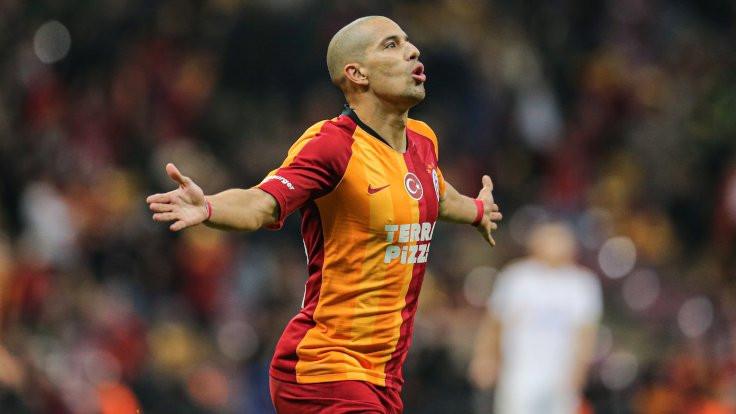 Galatasaray evinde 4-1 kazandı