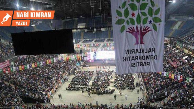 HDP Kongresi'ne öneriler