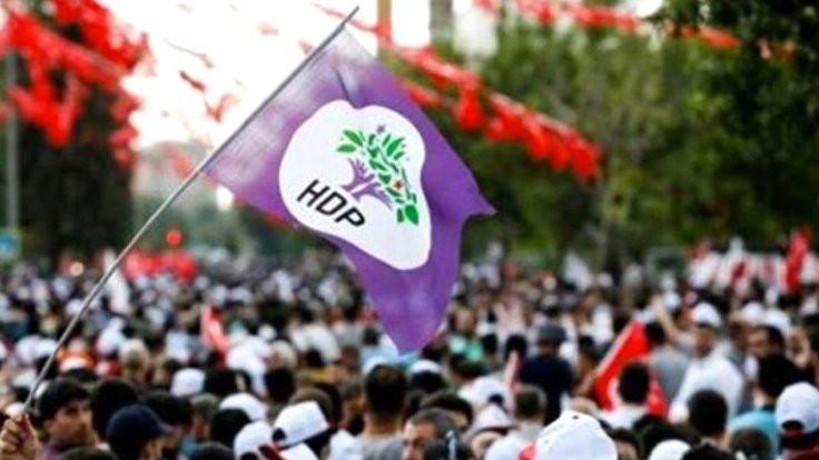 HDP Mardin il başkanı tutuklandı